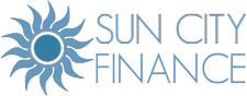 Sun City Finance Logo