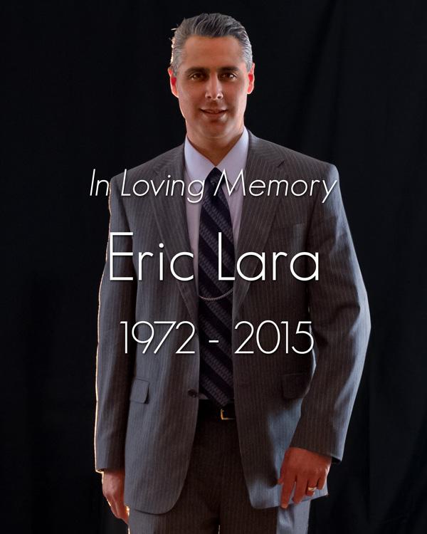 Eric In Loving Memory